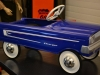 60s Murray Charger Pedal Car Restored